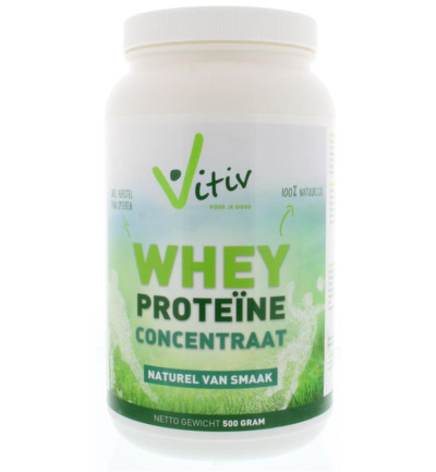 Whey concentraat