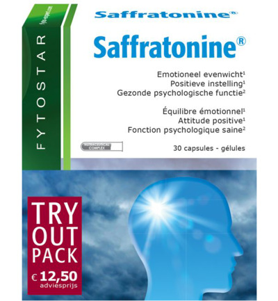 Saffratonine try out