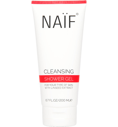Cleansing shower gel