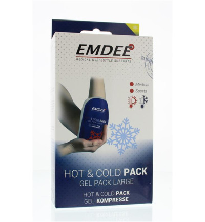 Image of Emdee Hot & Cold Pack Groot Verpakt (1st)