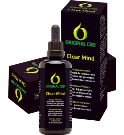 CBD Clear mind