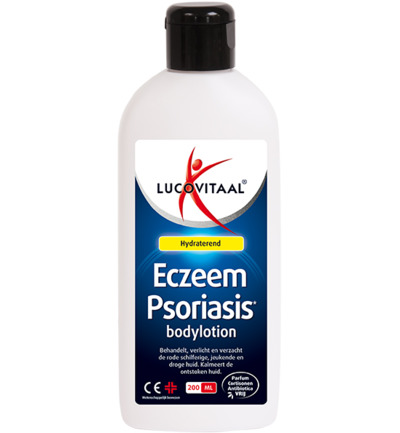 Lucovitaal Eczeem Creme Bodylotion 200 ml
