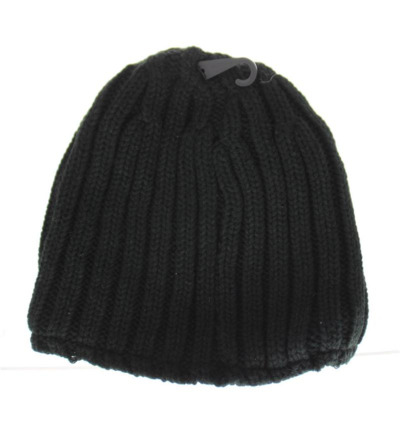 Mens hat one size black
