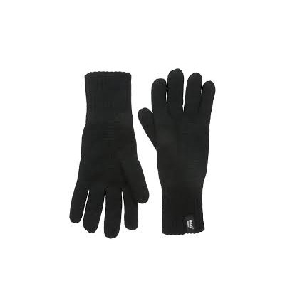 Mens gloves S/M black