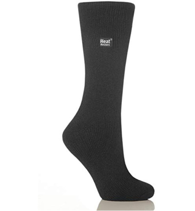 Ladies original socks 4-8 charcoal