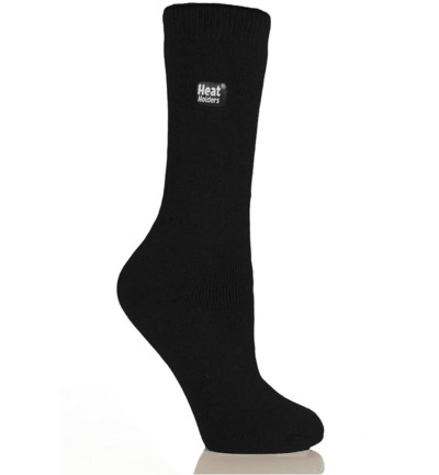 Ladies socks lite 4-8 black