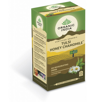 Tulsi honey chamomile thee bio