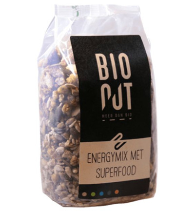 Energymix superfood bio