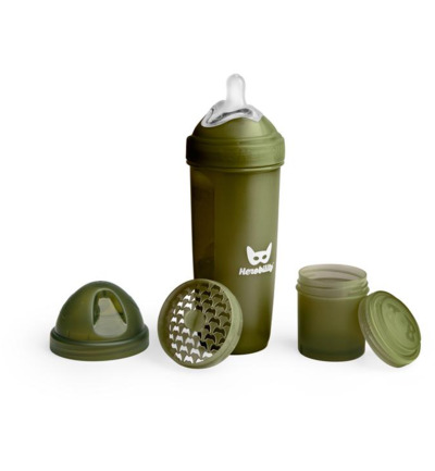 Herobottle 340 ml army green