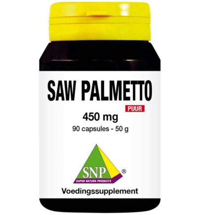 Saw palmetto 450mg puur