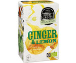 Ginger & lemon bio