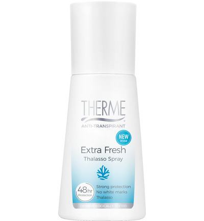 Thalasso anti transpirant extra fresh spray