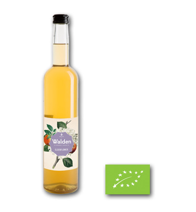 Cordial elderflower bio