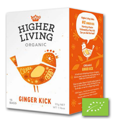 Ginger kick