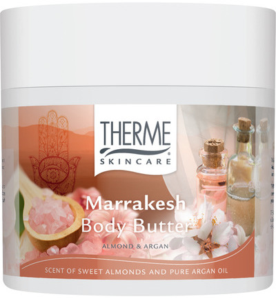 Marrakesh body butter