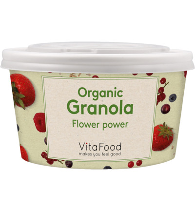 Granola flower power