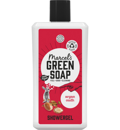 Shower gel argan & oudh