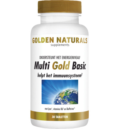 Multi strong gold basic