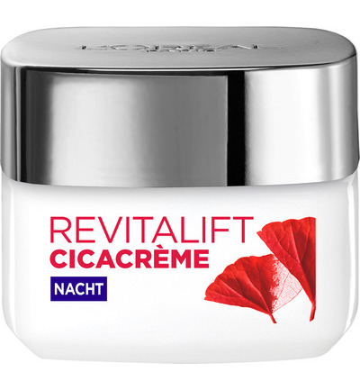 Revitalift cica cream night