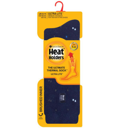 Mens ultra lite socks micro navy 6-11