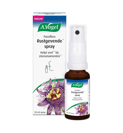 Passiflora rustgevende spray