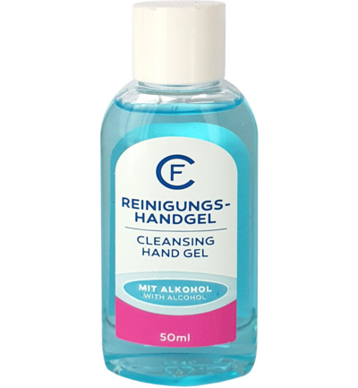 Cleansing handgel 70% alcohol