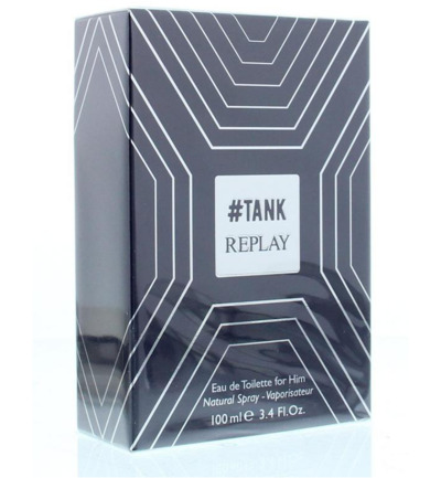 Tank for him eau de toilette