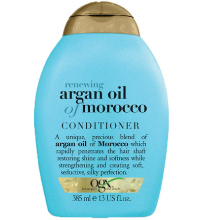 Conditioner renewing argan oil