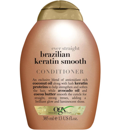 Conditioner ever straight keratin
