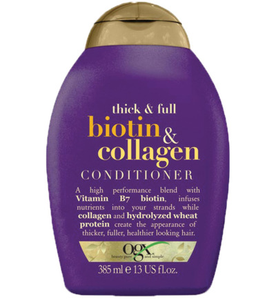 Conditioner thick & full biotin & collagen