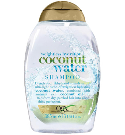 Shampoo weightless hydrating coconut