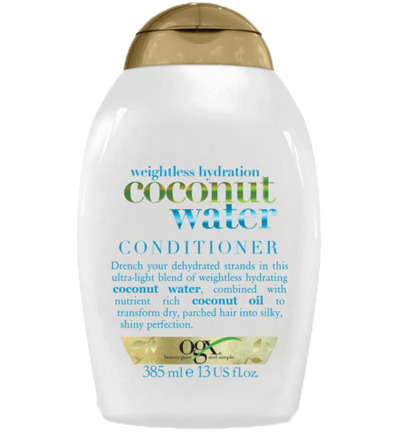 Conditioner weightless hydrating coconut