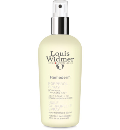 Remederm Lichaamsolie Spray (geparfumeerd)