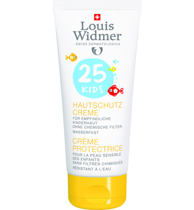Kids Protection Cream 25 (ongeparfumeerd)