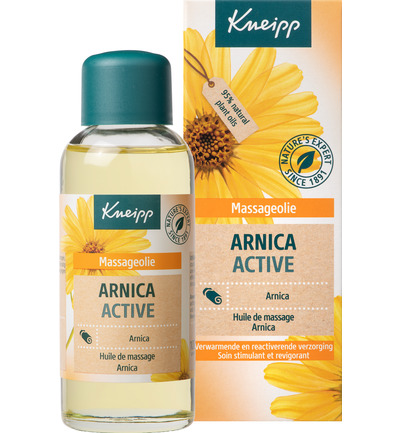 Massageolie arnica
