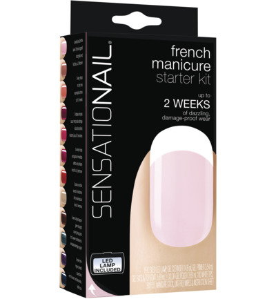 Starterskit French manicure