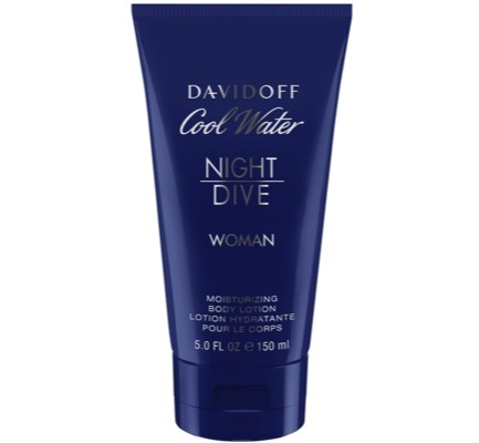 Cool Water Night Dive Woman Body Lotion