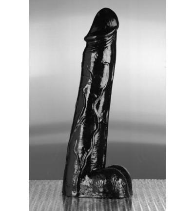 MOBY the Giant Dick XXXL Dildo - Zwart