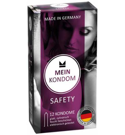 Mein Kondom Safety - 12 Condooms