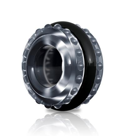Control Pro Performance Cockring - Zwart