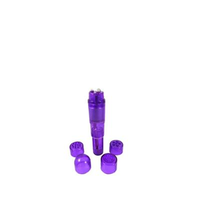 Pocket Pleasure Mini Vibrator - Paars