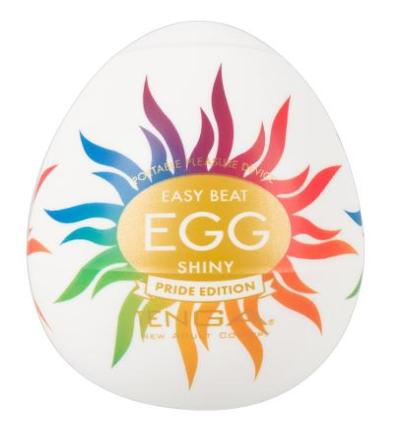 Tenga - Egg Shiny Pride Edition