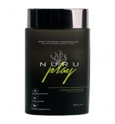 Nuru Play Body2Body Massage Gel – 335 ml