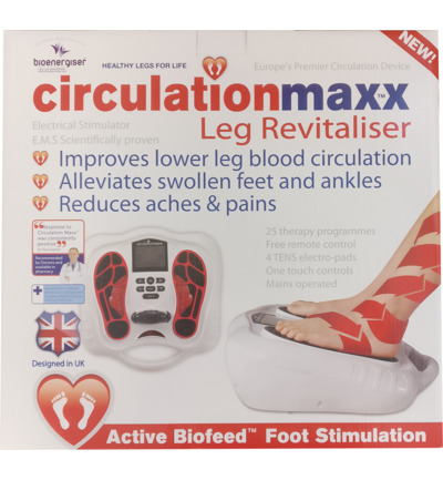 Circulation Maxx Leg Revitaliser