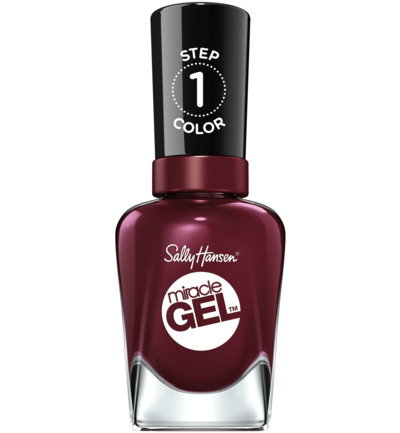 Miracle Gel Nagellak - 480 Wine Stock