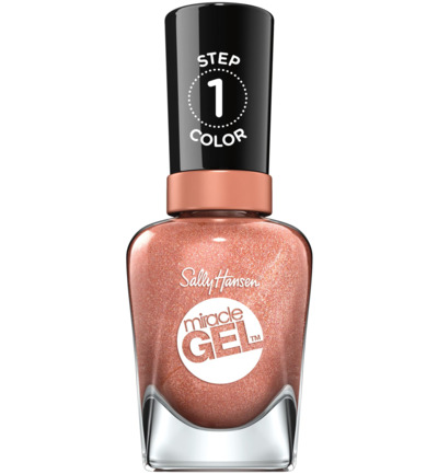 Miracle Gel Nagellak - 660 Terra-Coppa