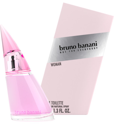 Bruno Banani Woman Parfum - 40 ml - Eau De Toilette
