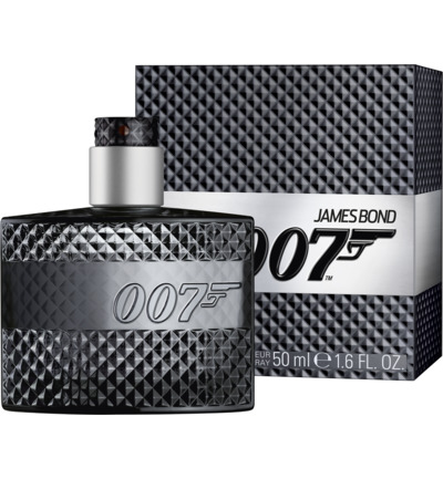 James Bond 007 50 ml - Eau de toilette - Herenparfum