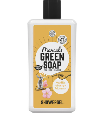Shower gel Vanilla & Cherry Blossom