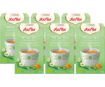 White tea with aloe vera 6-pack